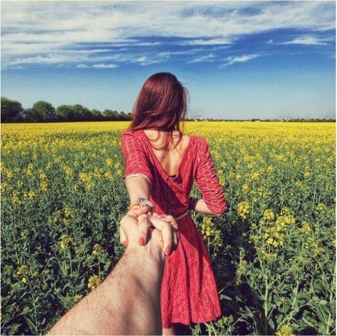 Возьми меня за руку, следуй за мной (21 фото)