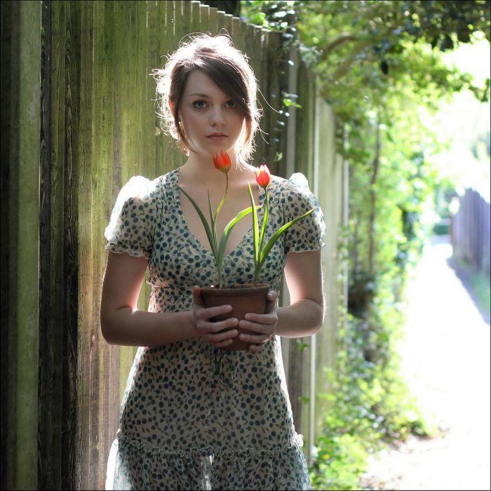 Милые девушки и их натуральная красота (49 фото)