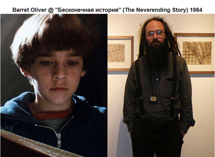 Как изменились актеры, сыгравшие детские роли в кино 15-30 лет назад (10 фото)