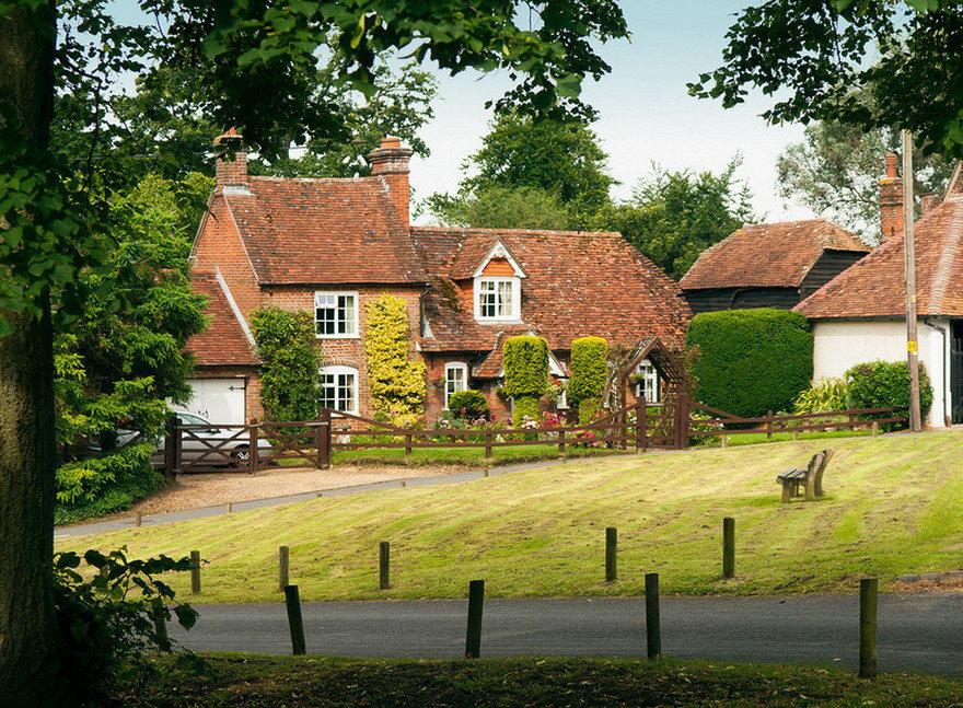Уютные домики графства Хэмпшир