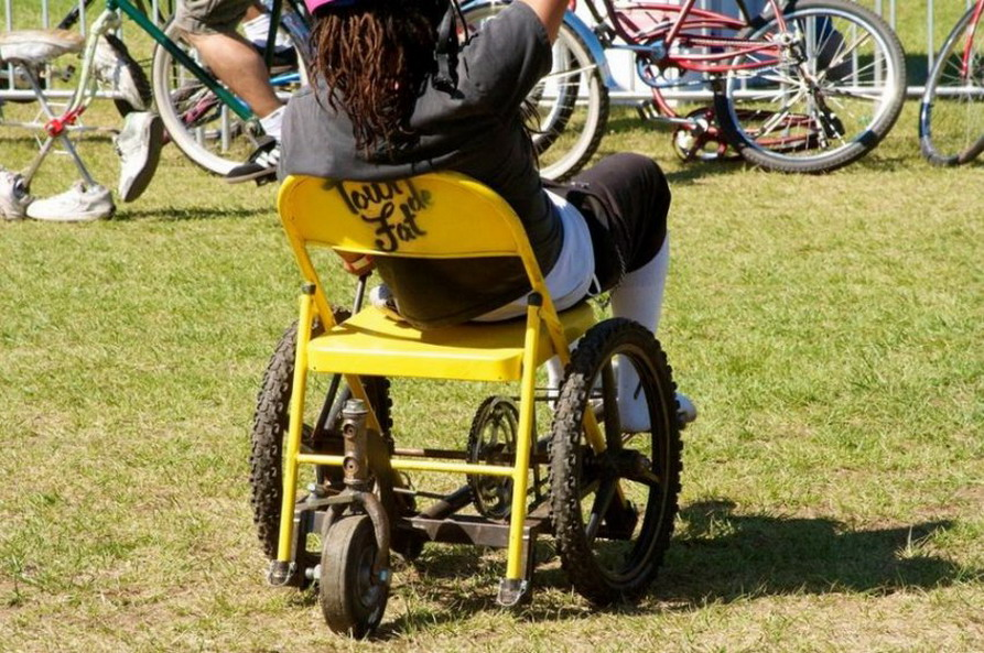 Прикольныеи эксклюзивные велосипеды.