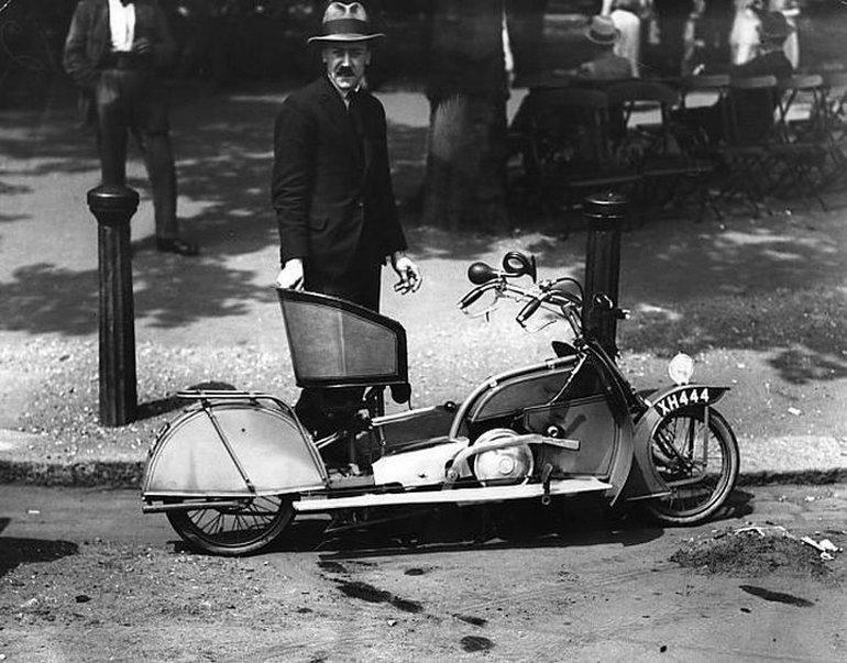 Необычный транспорт