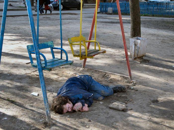 Люди, которые не умеют пить (70 фото)