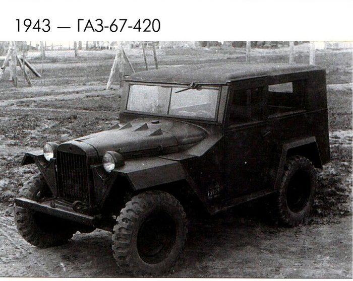 Концептуальные автомобили прошлого (25 фото)