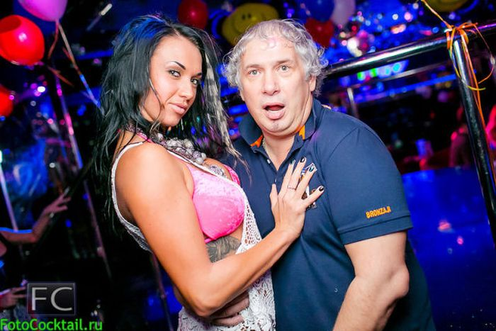 Гламурные посетители столичных ночных клубов (50 фото)