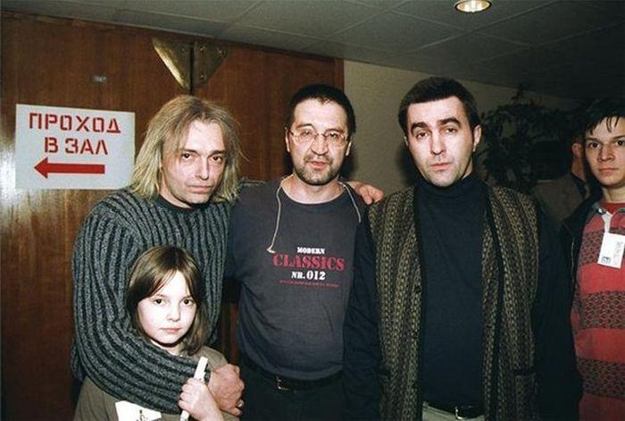 Звездные дети российских музыкантов (50 фото)