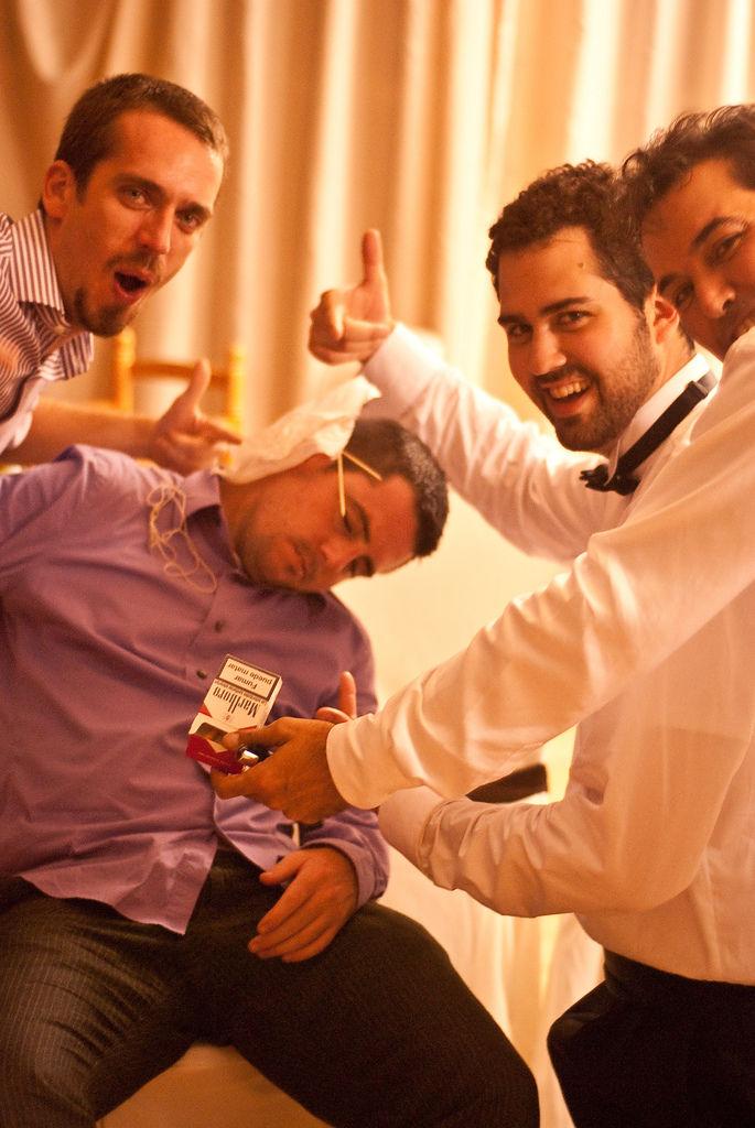 Смешные моменты со свадьбы