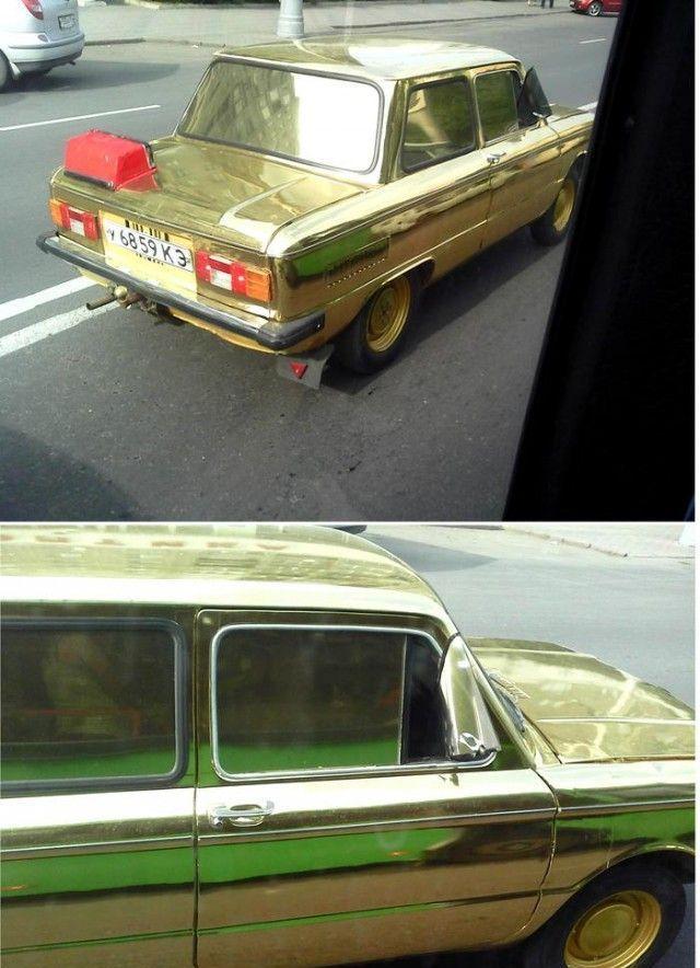 Подборка автомобильных приколов. Часть 27 (37 фото)