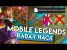 РАБОЧИЙ ЧИТ/RADAR HACK MOBALOGIC MOBILE LEGENDS