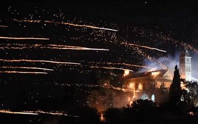 Ракетные войны в Греции
